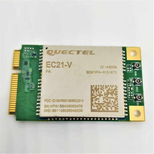 Quectel EC21-V LTE Mini PCIe Module