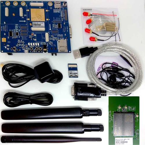 Quectel EC25-V LTE Evaluation Board (EVB) Kit