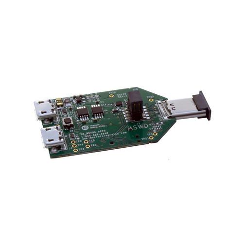 Sensor Development mbed HDK Programmer Debug Adapter - MAXREFDES100HDK# - Maxim Integrated