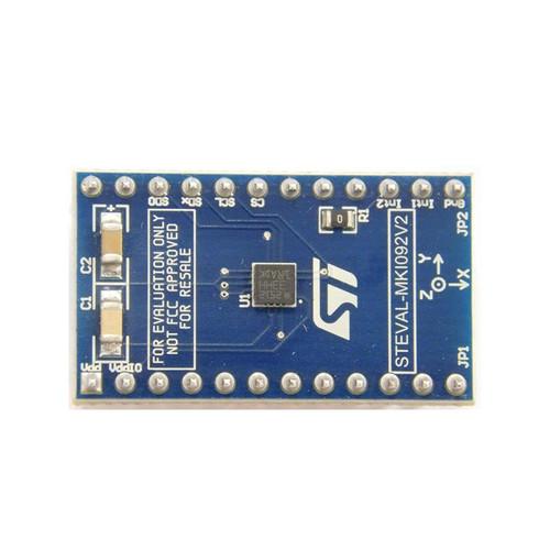 LIS331HH MEMS Adapter Board - STEVAL-MKI092V2 - STMicroelectronics