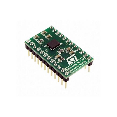 AIS3624DQ Accelerometer Adapter Board - STEVAL-MKI158V1 - STMicroelectronics