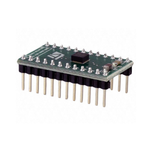 A3G4250D Gyroscope Adapter Board DIL 24 Socket 3 Axis Sensor Evaluation Board - STEVAL-MKI125V1 - STMicroelectronics