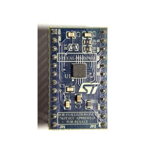 I3G4250D Gyroscope Adapter Board DIL24 Socket 3 Axis Sensor Evaluation Board - STEVAL-MKI169V1 - STMicroelectronics