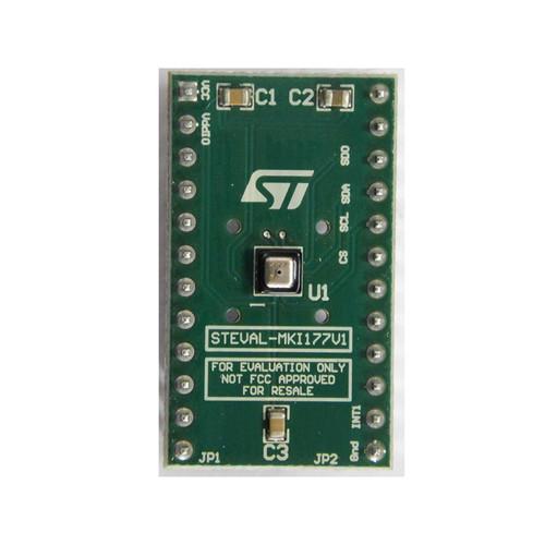 LPS35HW Adapter Board DIL24 Socket Pressure Sensor Evaluation Board - STEVAL-MKI177V1 - STMicroelectronics