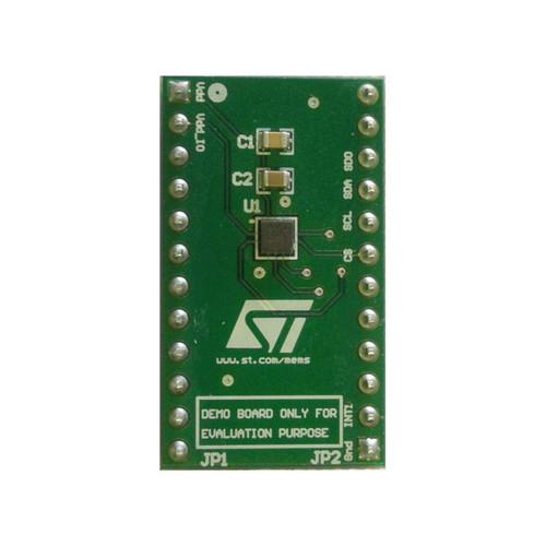 LPS25H Adapter Board DIL24 Socket Pressure Sensor Evaluation Board  - STEVAL-MKI142V1 - STMicroelectronics