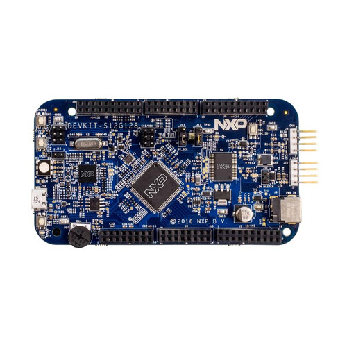16-Bit Embedded Development Board for S12G128 MCU Evaluation  - DEVKIT-S12G128 - NXP Semiconductors