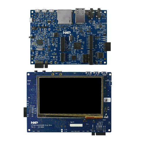 LPCXpresso ARM Cortex-M4 MCU Embedded Development Board for LPC5460x MCUs - OM13092UL - NXP Semiconductors