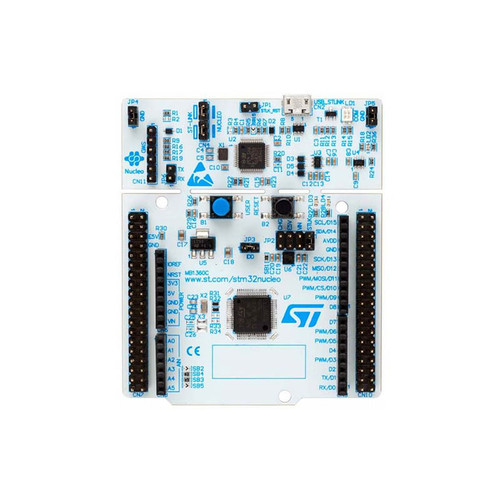 STM32 Nucleo-64 STM32G071RB ARM Cortex-M0+ Embedded Evaluation Board - NUCLEO-G071RB - STMicroelectronics
