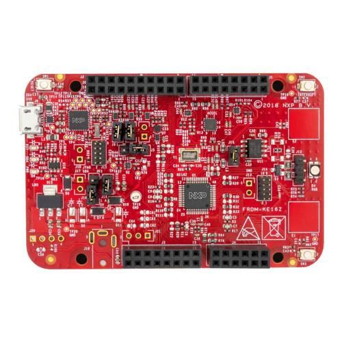 Freedom Development Platform 48MHz KE1xZ64/32 ARM Cortex-M0+ Embedded Evaluation Board - FRDM-KE16Z - NXP Semiconductors