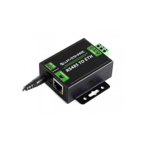 RS485 to Ethernet Converter - 15731 - Waveshare