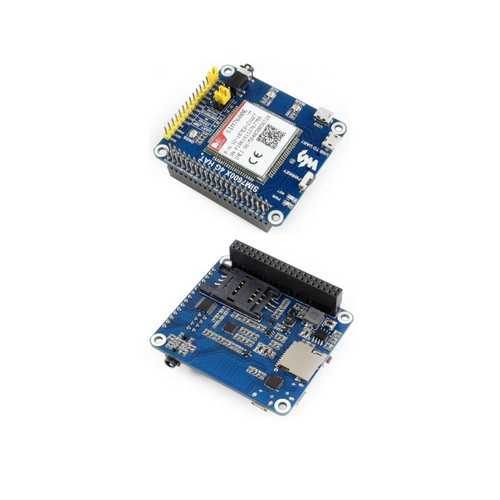 4G/3G/2G/GSM/GPRS/GNSS HAT for Raspberry Pi, LTE CAT4, SIM7600E-H Waveshare