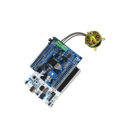 Motor Control Nucleo Pack NUCLEO-F302R8 X-NUCLEO-IHM07M1 Evaluation Board - P-NUCLEO-IHM001 - STMicroelectronicsm
