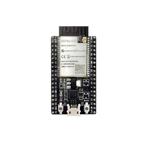 ESP32 General Purpose Development Board embeds ESP32-WROVER-B (IPEX) - Espressif