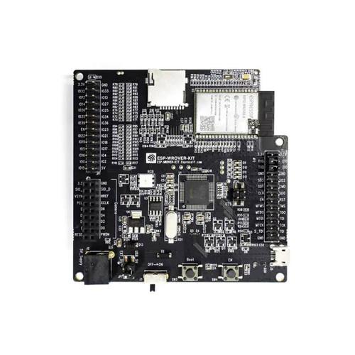 ESP32-WROVER-B Development Board, JTAG TFT Display Camera Supported - ESP-WROVER-KIT-VB - Espressif