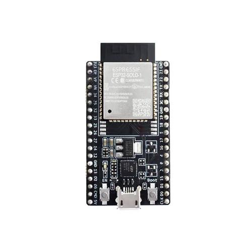 ESP32 Wi-Fi BT/BLE Development Board embeds ESP32-SOLO-1 - ESP32-DevKitC-S1 - Espressif