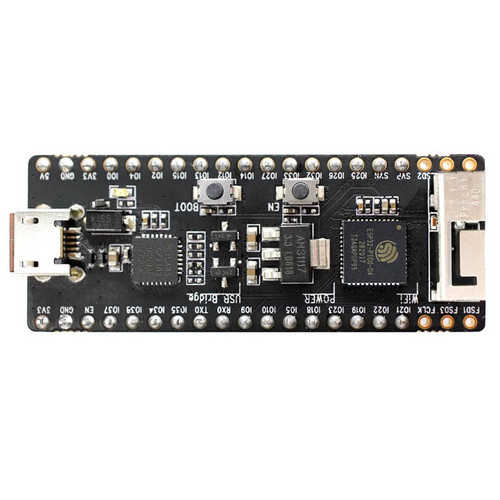 ESP32-SENSE KIT - Development Kit, ESP32 Touch Sensor System | Evelta