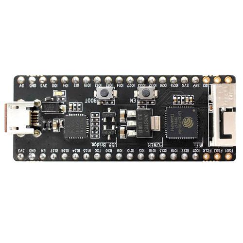 ESP32 Wi-Fi BT/BLE Development Board embeds ESP32-PICO-D4 - ESP32-PICO-KIT - Espressif