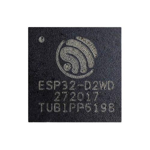 ESP32-D2WD Dual-core 32-bit MCU 2.4 GHz Wi-Fi BT/BLE SoCs - ESP32-D2WD - Espressif
