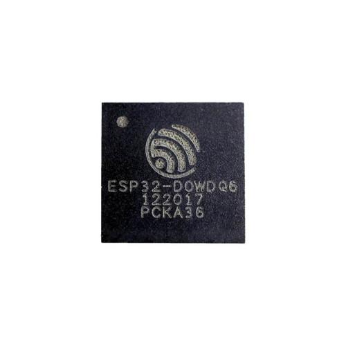 ESP32-D0WDQ6 Dual-core 32-bit MCU 2.4 GHz Wi-Fi BT/BLE SoCs - ESP32-D0WDQ6 - Espressif