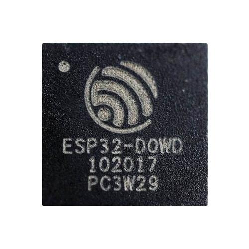 ESP32-D0WD Dual-core 32-bit MCU 2.4 GHz Wi-Fi BT/BLE SoCs - ESP32-D0WD - Espressif
