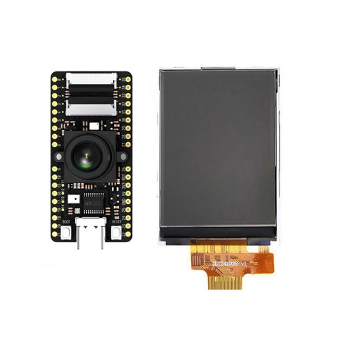 Sipeed MAix BiT Suit With LCD Camera Development Board - SeeedStudio - 110991190