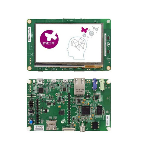 Discovery Kit with STM32F750N8 Arm Cortex-M7 MCU Development Board - STM32F7508-DK
