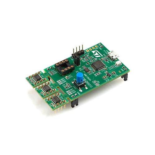 Discovery Kit with STM8L001J3 STM8L050J3 STM8S001J3 Development Board - STM8-SO8-DISCO - STMicroelectronics