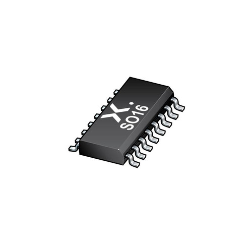 8-bit Parallel-in/Serial-out Shift Register Surface Mount SOIC-16 - 74HC166D,653 - Nexperia
