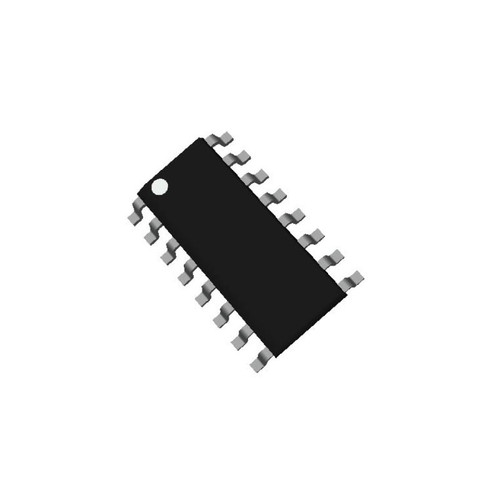 SN74HC161DR - 4-Bit Synchronous Binary Counter SMD SOIC-16 - Texas Instruments
