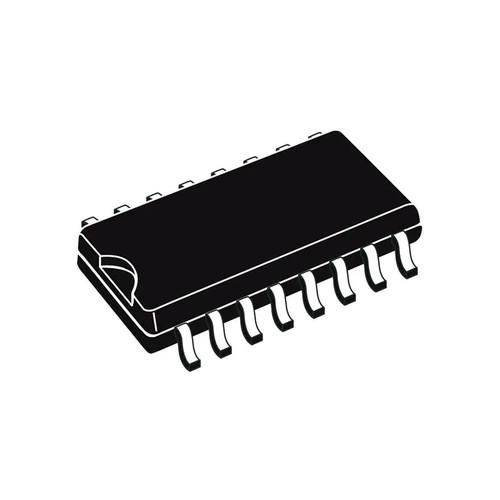 SN74LS123DR - Dual Retriggerable Monostable Multivibrator SMD SOIC-16 - Texas Instruments