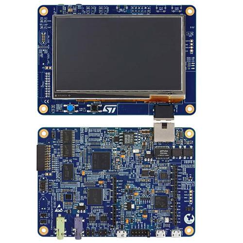 STM32H750B-DK - Discovery Kit STM32H750XB MCU Development Board - STMicroelectronics