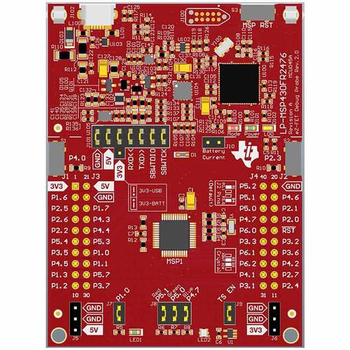 LP-MSP430FR2476 - MSP430FR2476 LaunchPad Development Kit - Texas Instruments