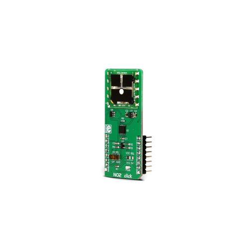 MIKROE-3098 - Nitrogen-Dioxide Gas Sensor NO2 Click Board - MikroElektronika