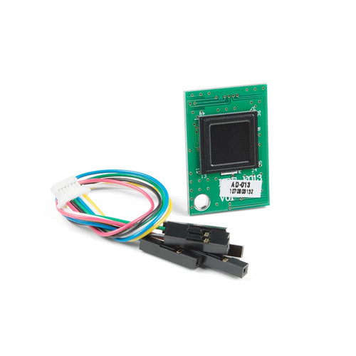 SEN-15338 - UART Capacitive Fingerprint Scanner Module - SparkFun