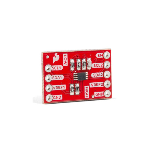 BOB-15439 - SparkFun PCA9306 Bidirectional Voltage Level Translator Breakout - SparkFun