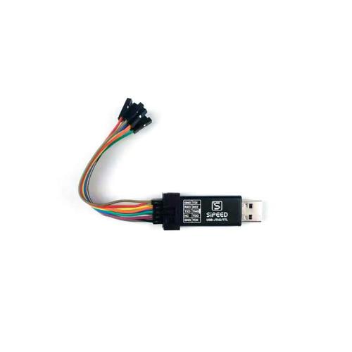 114991786 - Sipeed USB-JTAG/TTL RISC-V Debugger (ST-Link V2 STM8/STM32 Simulator) - Seeed Studio