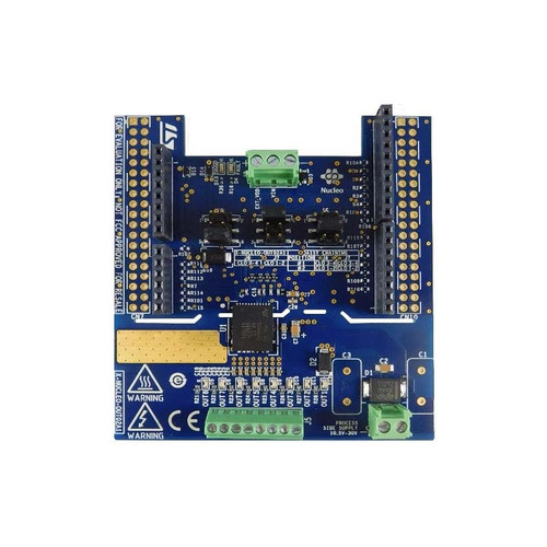 X-NUCLEO-OUT02A1 - ISO8200AQ STM32 Nucleo Industrial Digital Output Expansion Board  - STMicroelectronics