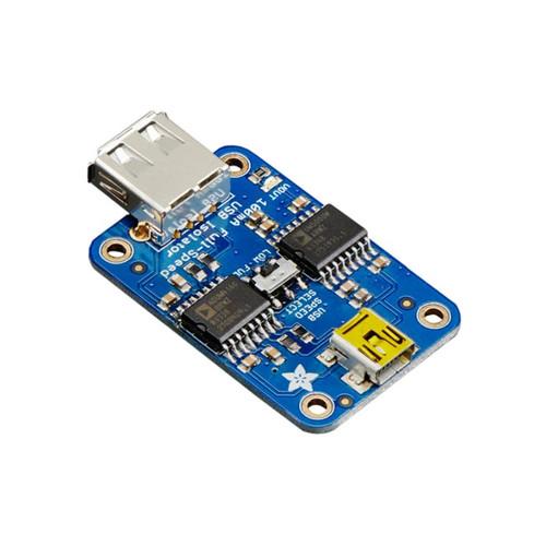2107 - Adafruit 100mA Isolated Low/Full Speed USB Isolator - Adafruit