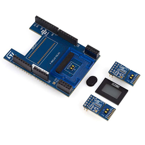 X-NUCLEO-53L1A1 - VL53L1X STM32 Nucleo Long-distance Time-of-Flight Sensor Expansion Board - STMicroelectronics