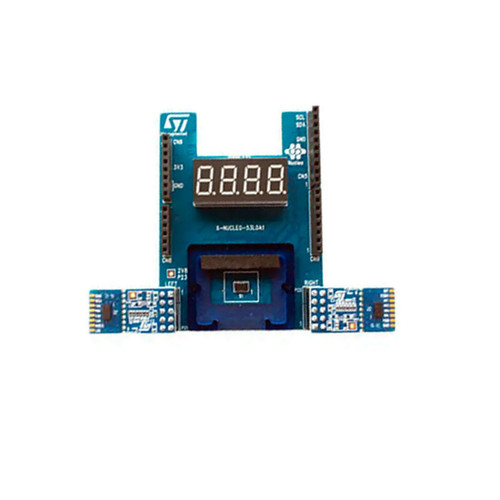 X-NUCLEO-53L0A1 - STM32 Nucleo VL53L0X Ranging Sensor Expansion Board - STMicroelectronics