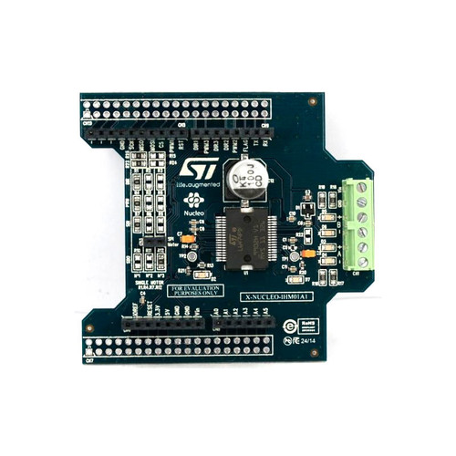 X-NUCLEO-IHM01A1 - STM32 Nucleo L6474 Stepper Motor Driver Expansion Board - STMicroelectronics