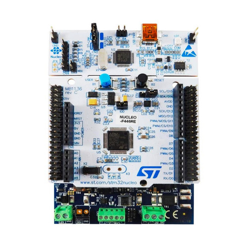 P-NUCLEO-IOM01M1 - STM32 Nucleo IO-Link v1.1 PHY Stack Pack for IO-Link Master  - STMicroelectronics