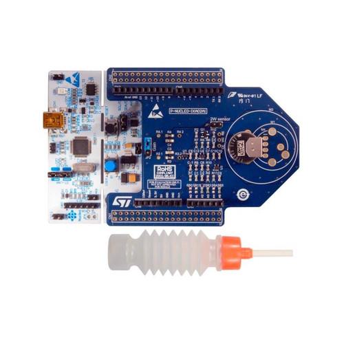 P-NUCLEO-IKA02A1 - STM32 Nucleo CO Sensor Pack: Toxic Gas Sensor Expansion Board  - STMicroelectronics
