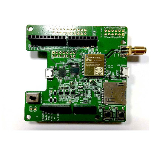BC66NB-TEB-KIT - BC66-TE-B NB-IoT Development Board supports Arduino Interface - Quectel