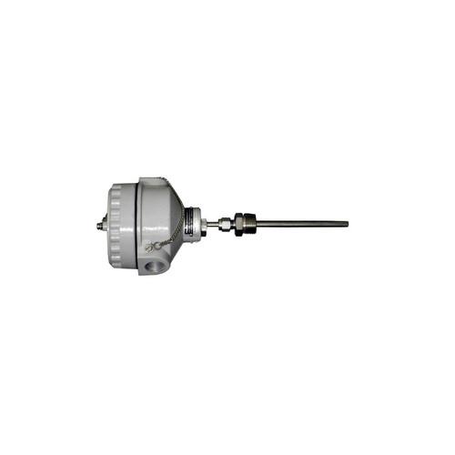 "PT100 RTD Temperature Sensor Probe 12"" Class-J Flameproof Head"