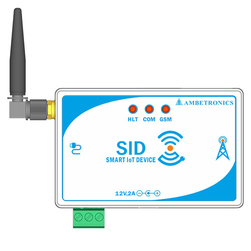 Smart IoT Device (SID) | RS485 to MQTT Gateway | Serial to MQTT Converter | GSM Gateway (2G)
