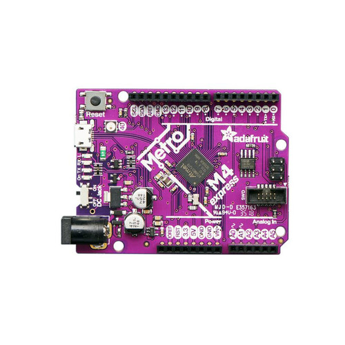 3382 - Metro M4 feat. Microchip ATSAMD51 - Adafruit