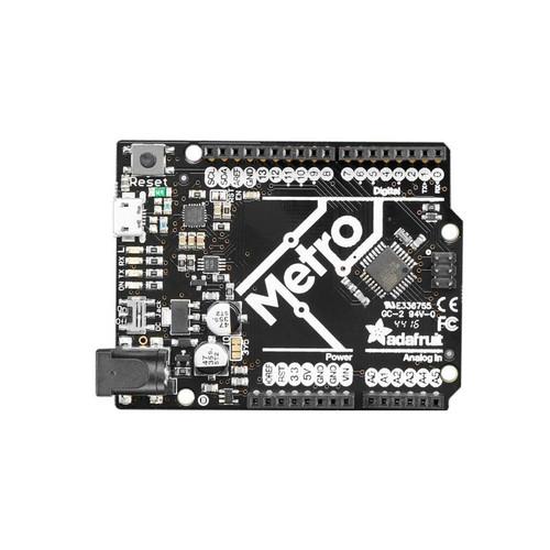 50 - METRO 328 Fully Assembled - Arduino IDE compatible - ATmega328 - Adafruit