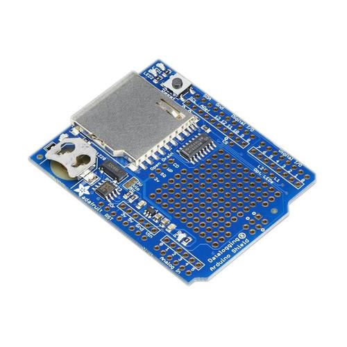 1141-Assembled Data Logging shield for Arduino Adafruit