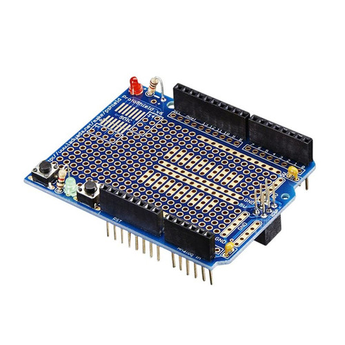 2077 - Proto Shield for Arduino Unassembled Kit - Stackable - Version R3 - Adafruit